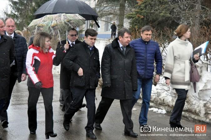 Станиславу Воскресенскому рассказали о 90% готовности Кинешмы к навигации фото 6