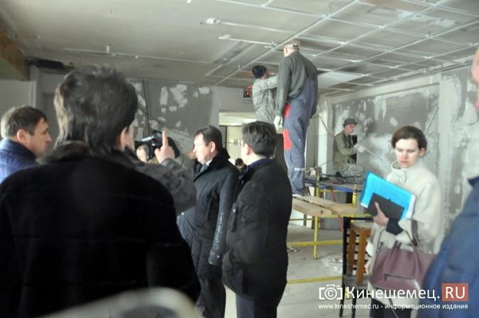 Станиславу Воскресенскому рассказали о 90% готовности Кинешмы к навигации фото 8