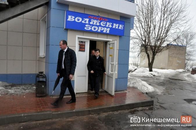 Станиславу Воскресенскому рассказали о 90% готовности Кинешмы к навигации фото 9