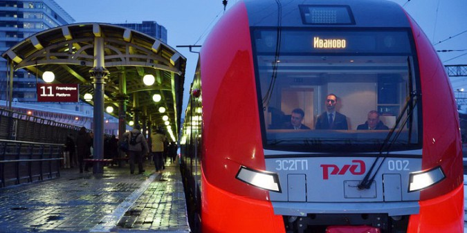 Из Кинешмы к экспрессу «Ласточка» на Москву начал ходить автобус фото 2