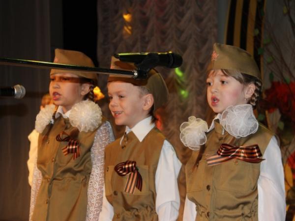 Детсадовцы Кинешмы готовят большой концерт в Центральном Доме культуры фото 2