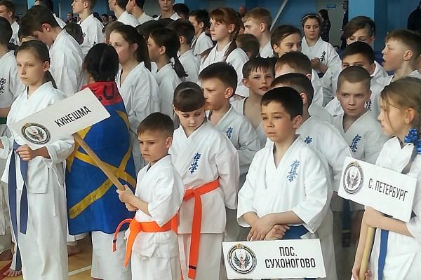 Кинешемские каратисты стали призерами международного турнира фото 2