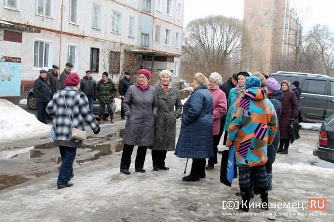Жильцы девятиэтажки на улице Щорса со скандалом уходят от своей управляющей компании фото 2