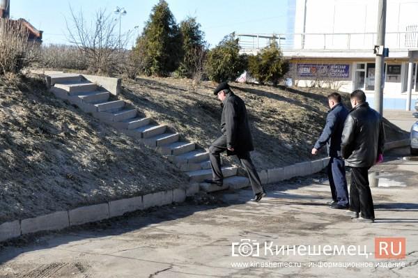 Руководство Кинешмы оценило готовность центра города к встрече туристов фото 10