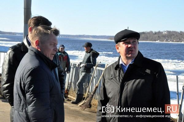 Руководство Кинешмы оценило готовность центра города к встрече туристов фото 2