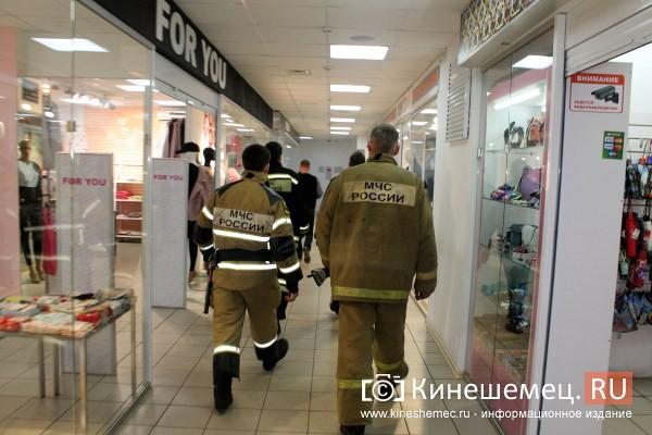 В Кинешме проверяющие пришли в самый крупный торговый центр города фото 49