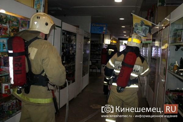 В Кинешме проверяющие пришли в самый крупный торговый центр города фото 19