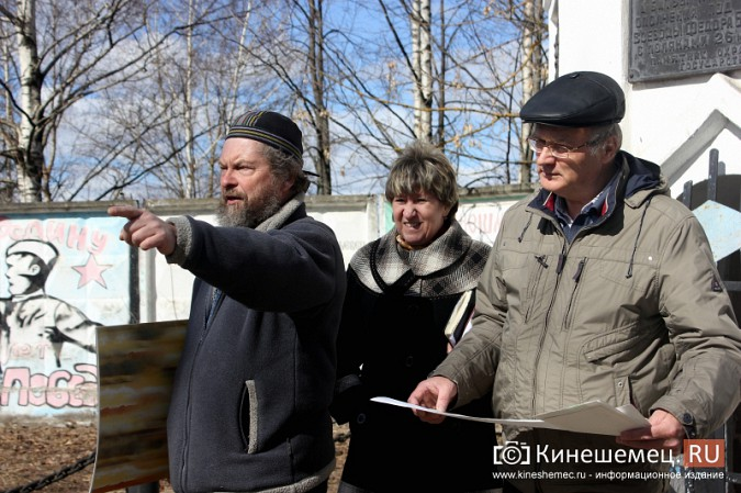 Диораму в память о подвиге кинешемского ополчения Боборыкина установят ко Дню Поминовения фото 6
