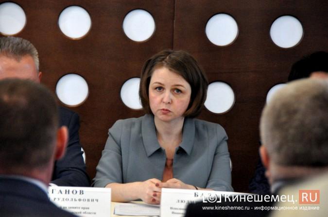 На встречу с кинешемским бизнесом приехали сразу два члена правительства региона фото 23