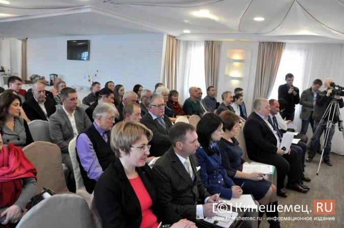 На встречу с кинешемским бизнесом приехали сразу два члена правительства региона фото 10