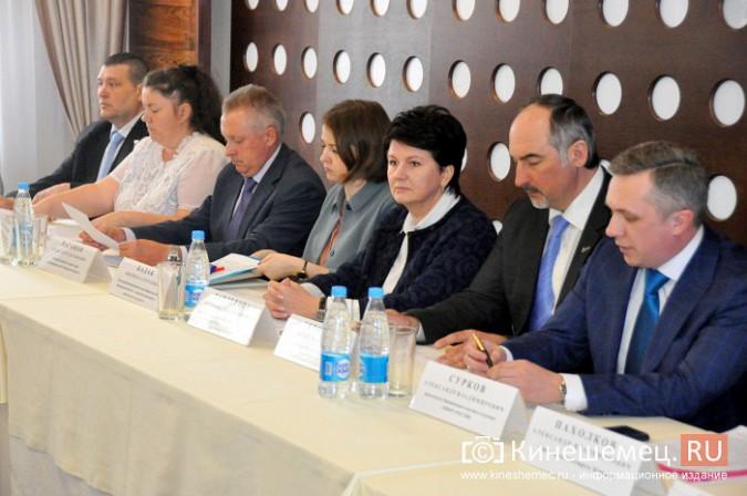 На встречу с кинешемским бизнесом приехали сразу два члена правительства региона фото 8