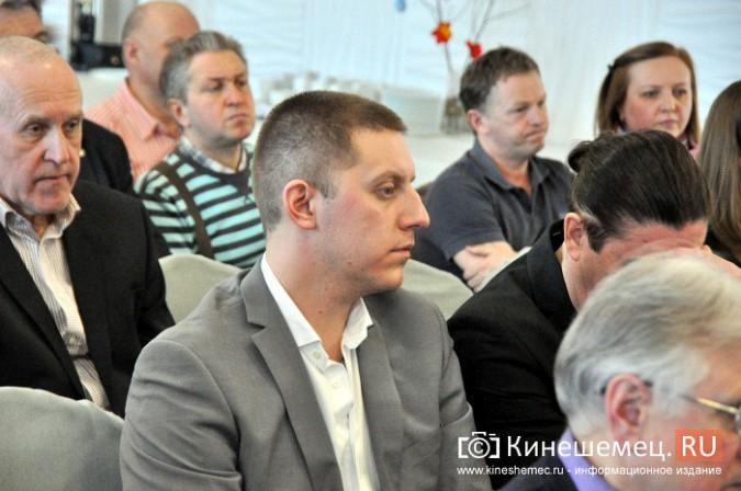 На встречу с кинешемским бизнесом приехали сразу два члена правительства региона фото 12