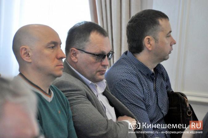 На встречу с кинешемским бизнесом приехали сразу два члена правительства региона фото 16