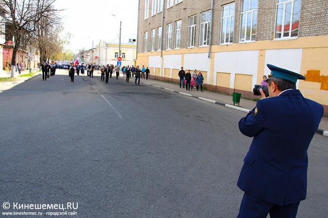 Шествие «Бессмертного полка» в Кинешме стало самым масштабным за годы его проведения фото 10