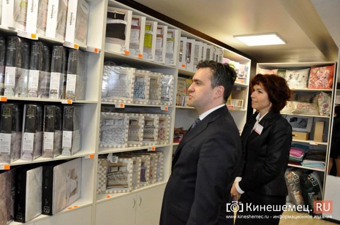 Станислав Воскресенский показал Кинешму Светлане Дрыге фото 15