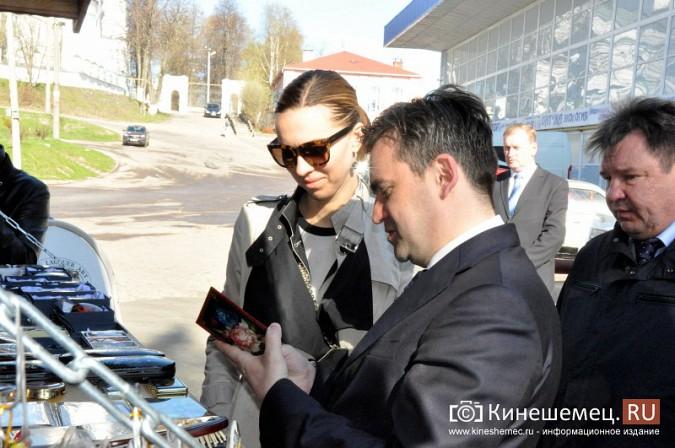 Станислав Воскресенский показал Кинешму Светлане Дрыге фото 31