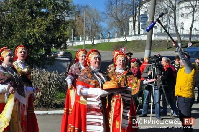 Станислав Воскресенский показал Кинешму Светлане Дрыге фото 9