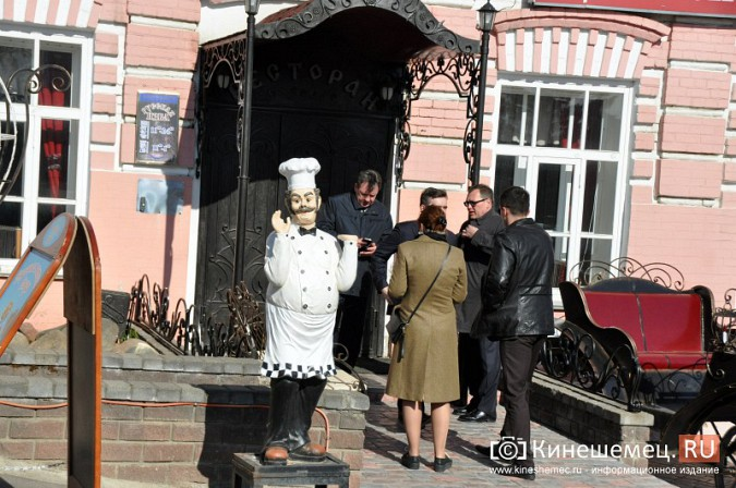 Станислав Воскресенский показал Кинешму Светлане Дрыге фото 25
