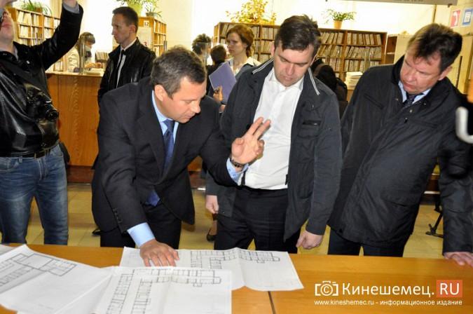 Станислав Воскресенский попросил начать ремонт поликлиники имени Захаровой с туалетов фото 10