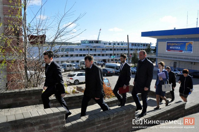 В Кинешме принести пироги для губернатора поручили вице-мэру Князеву фото 2