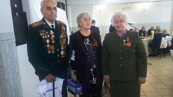 Встреча с ветеранами Кинешмы