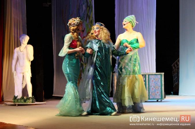Кинешемский фестиваль «Здравствуй, сказка!» открылся «Русалочкой» под музыку «Queen» фото 8