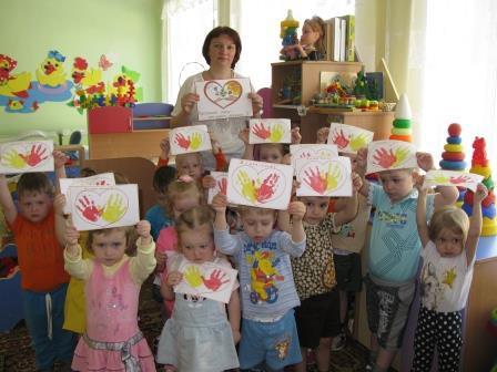 Детсадовцы из Кинешмы отметили День семьи фото 2