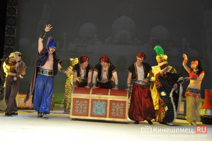 В Кинешме подвели итоги V Всероссийского фестиваля «Здравствуй, сказка!» фото 12