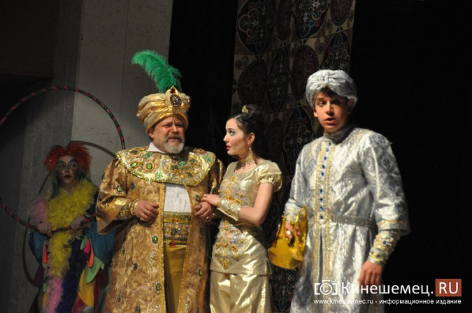 В Кинешме подвели итоги V Всероссийского фестиваля «Здравствуй, сказка!» фото 11
