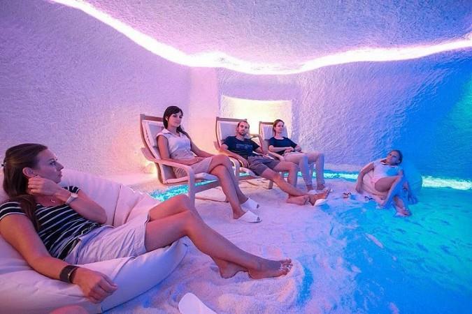 Соляная Пещера Соль+ дарит вам путешествие к морю фото 3