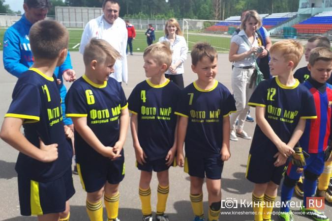Футболисты юношеского «Волжанина» лучшие в Первенстве Кинешмы фото 8