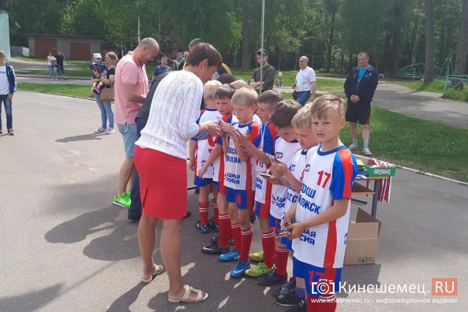 Футболисты юношеского «Волжанина» лучшие в Первенстве Кинешмы фото 7
