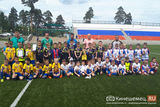 Футболисты юношеского «Волжанина» лучшие в Первенстве Кинешмы фото 14
