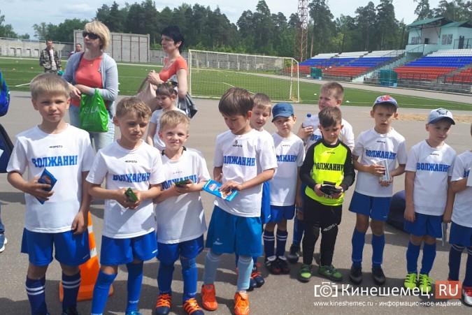 Футболисты юношеского «Волжанина» лучшие в Первенстве Кинешмы фото 10