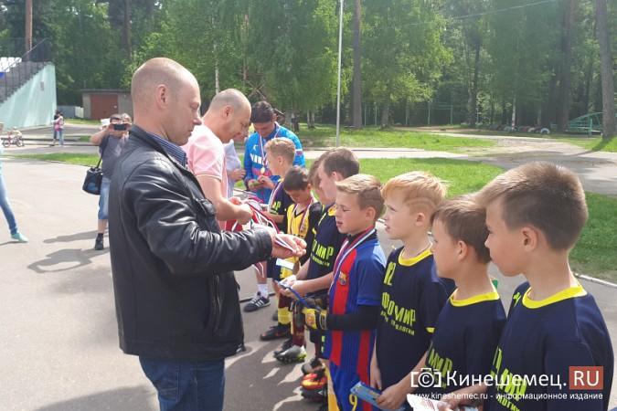 Футболисты юношеского «Волжанина» лучшие в Первенстве Кинешмы фото 9