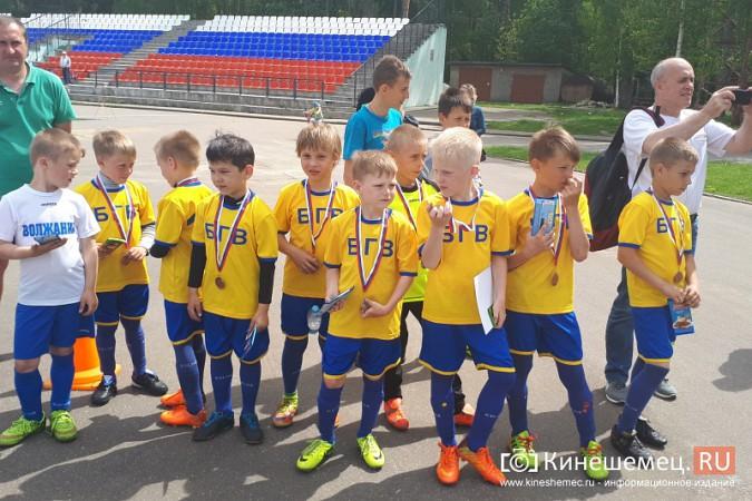 Футболисты юношеского «Волжанина» лучшие в Первенстве Кинешмы фото 11
