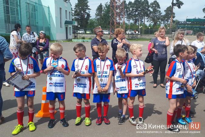 Футболисты юношеского «Волжанина» лучшие в Первенстве Кинешмы фото 12