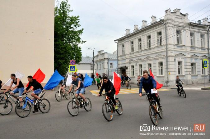 «Большой велопарад» в Кинешме собрал более 200 участников фото 26
