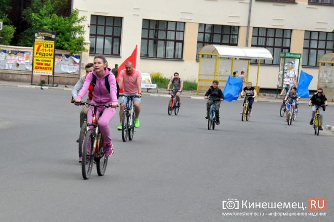 «Большой велопарад» в Кинешме собрал более 200 участников фото 27