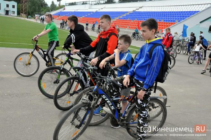 «Большой велопарад» в Кинешме собрал более 200 участников фото 18