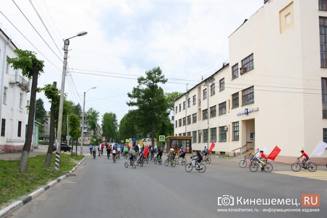 «Большой велопарад» в Кинешме собрал более 200 участников фото 32