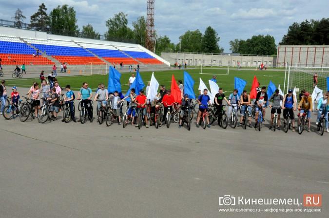«Большой велопарад» в Кинешме собрал более 200 участников фото 6