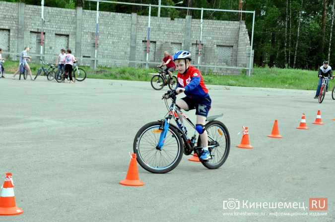 «Большой велопарад» в Кинешме собрал более 200 участников фото 15
