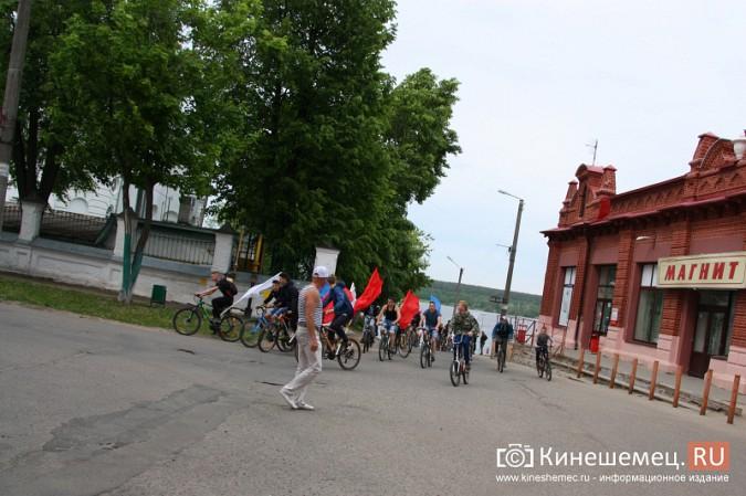 «Большой велопарад» в Кинешме собрал более 200 участников фото 31