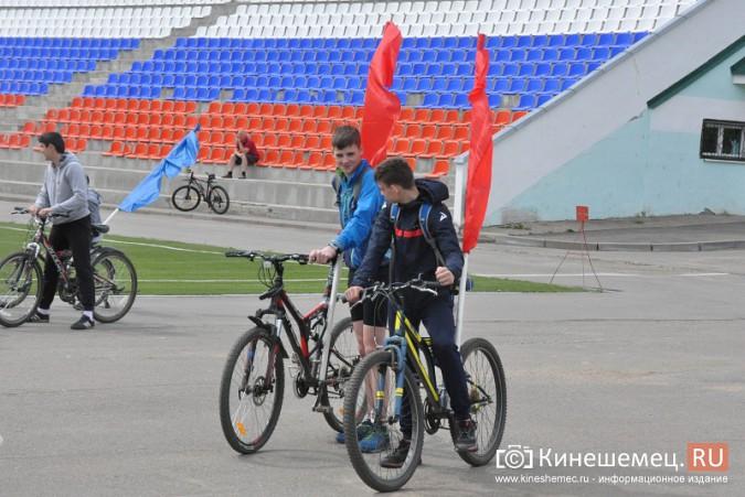 «Большой велопарад» в Кинешме собрал более 200 участников фото 16