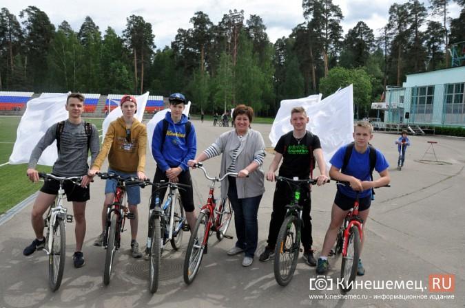 «Большой велопарад» в Кинешме собрал более 200 участников фото 4