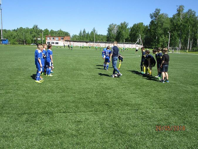 «Наши надежды» выиграли футбольный турнир в Заволжске фото 5