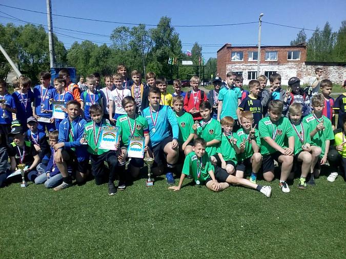«Наши надежды» выиграли футбольный турнир в Заволжске фото 2