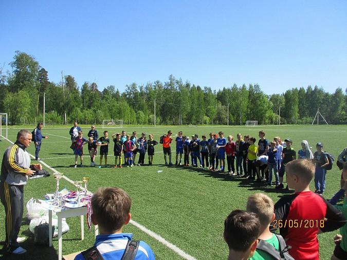 «Наши надежды» выиграли футбольный турнир в Заволжске фото 7