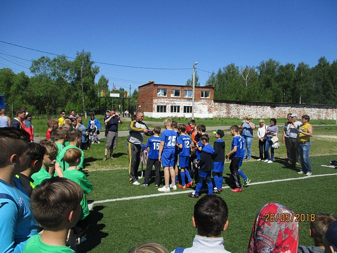 «Наши надежды» выиграли футбольный турнир в Заволжске фото 8